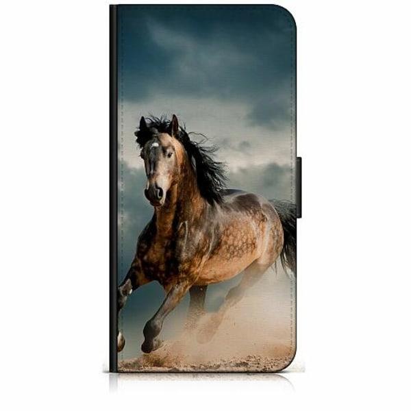 Apple iPhone 11 Pro Max Plånboksfodral Häst