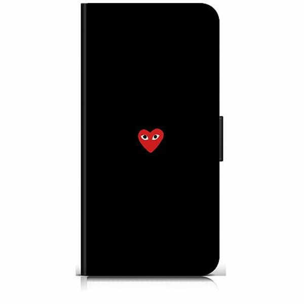 Apple iPhone 6 / 6S Plånboksfodral Heart