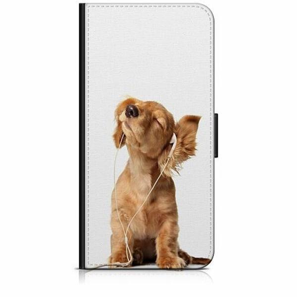 Apple iPhone 11 Pro Max Plånboksfodral Hund