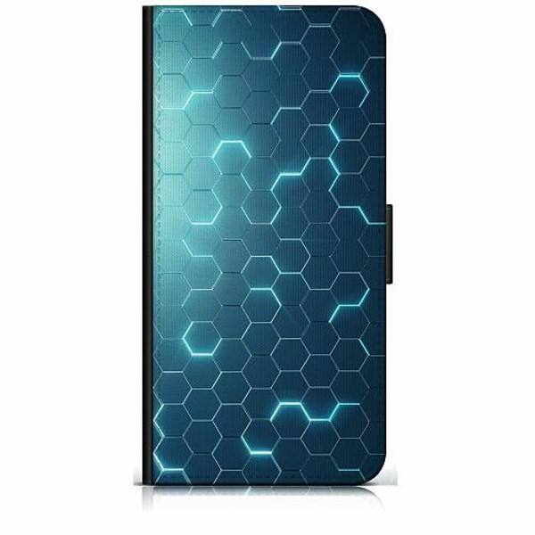 Huawei Y6 (2018) Plånboksfodral Mönster
