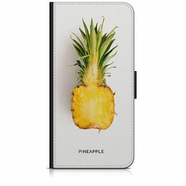 Apple iPhone 6 / 6S Plånboksfodral Pineapple