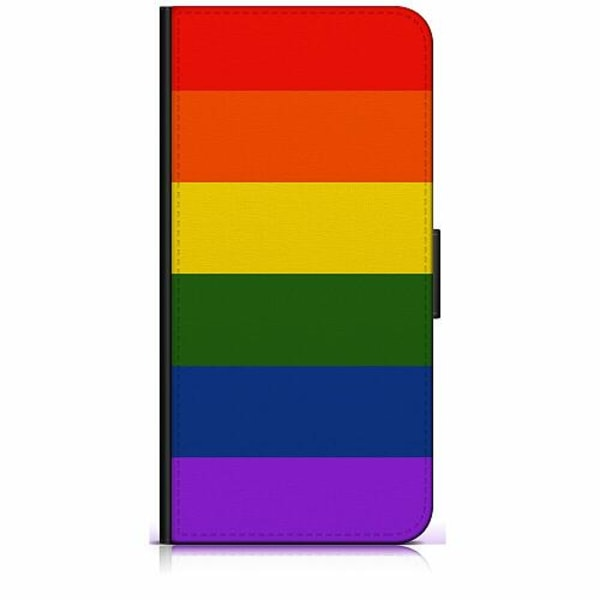 Apple iPhone SE (2020) Plånboksfodral Pride