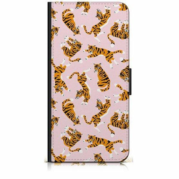 Apple iPhone 6 / 6S Plånboksfodral Tiger