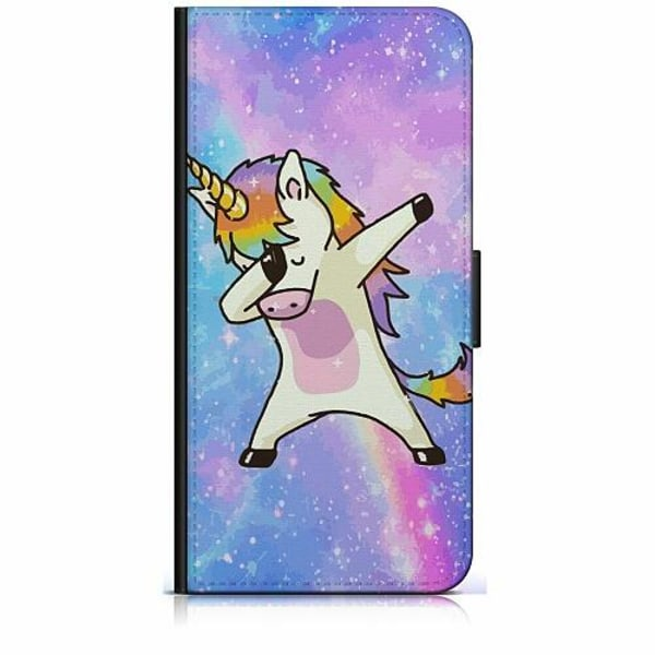 Samsung Galaxy Xcover 3 Plånboksfodral UNICORN