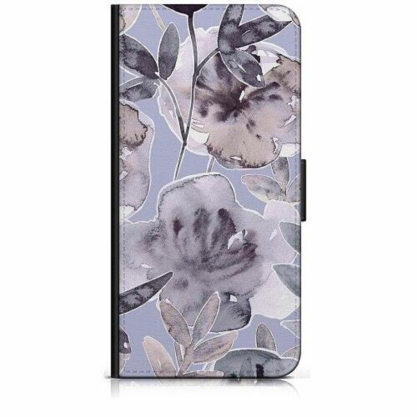 Apple iPhone 6 / 6S Plånboksfodral Watermark Petals