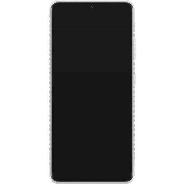 Samsung Galaxy S21 Ultra Soft Case (Frostad) Wolf / Varg