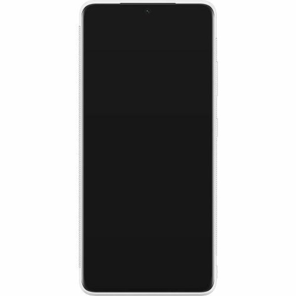Samsung Galaxy S21 Ultra Soft Case (Vit) Achieve Your Dreams