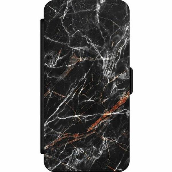 Samsung Galaxy S9+ Skalväska BL4CK MARBLE