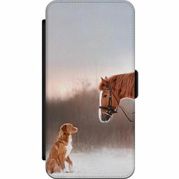 Samsung Galaxy S9+ Skalväska Dog Meets Horse
