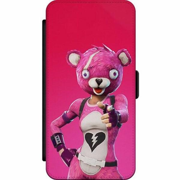 Samsung Galaxy S9+ Skalväska Fortnite Pink Bear