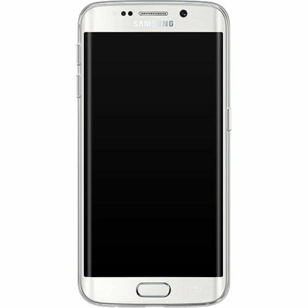 Samsung Galaxy S6 Edge Thin Case Death star