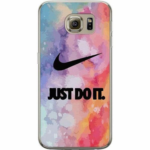 Samsung Galaxy S6 Mjukt skal - Just Do IT.