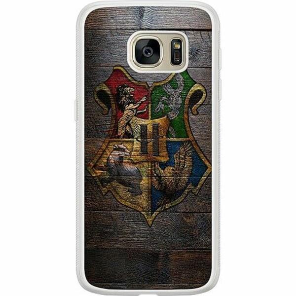 Samsung Galaxy S7 Soft Case (Frostad) Harry Potter