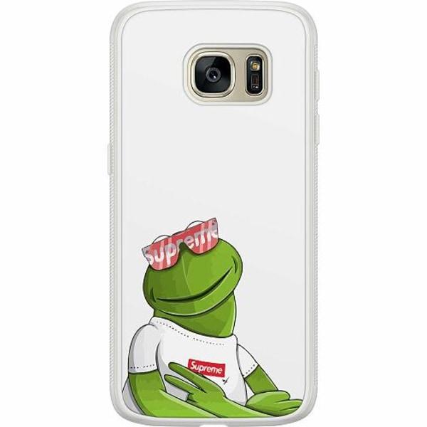 Samsung Galaxy S7 Soft Case (Frostad) Kermit SUP