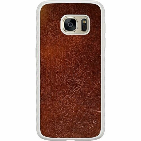 Samsung Galaxy S7 Soft Case (Frostad) Leather