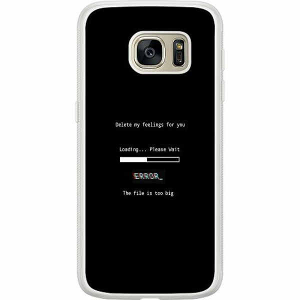 Samsung Galaxy S7 Soft Case (Frostad) Loading