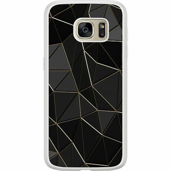 Samsung Galaxy S7 Soft Case (Frostad) Midnight