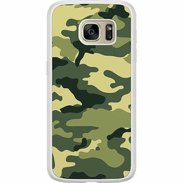 Samsung Galaxy S7 Soft Case (Frostad) Military