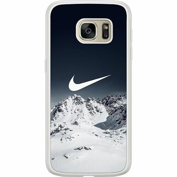 Samsung Galaxy S7 Soft Case (Frostad) Nike