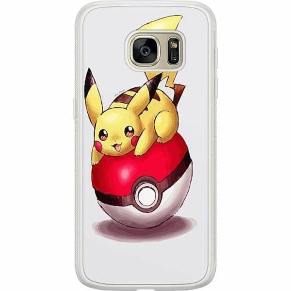 Samsung Galaxy S7 Soft Case (Frostad) Pokemon