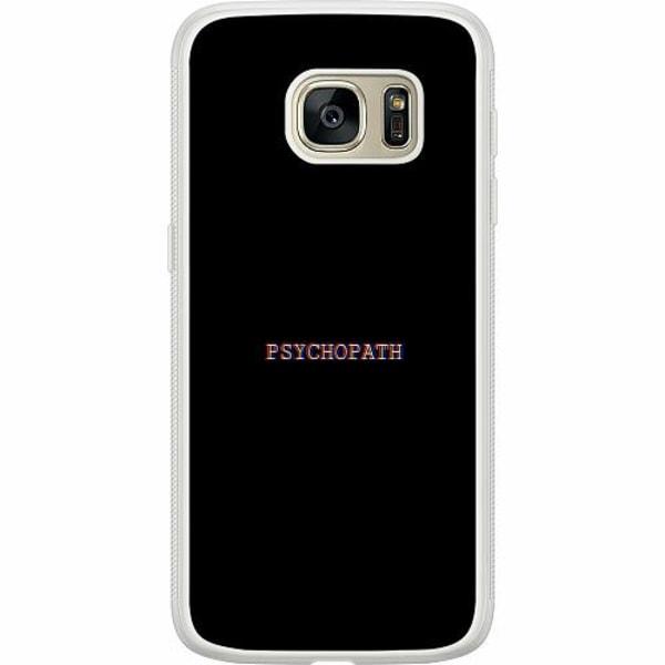 Samsung Galaxy S7 Soft Case (Frostad) Psychopath