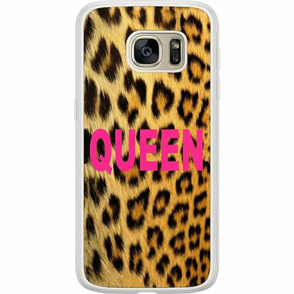 Samsung Galaxy S7 Soft Case (Frostad) Queen