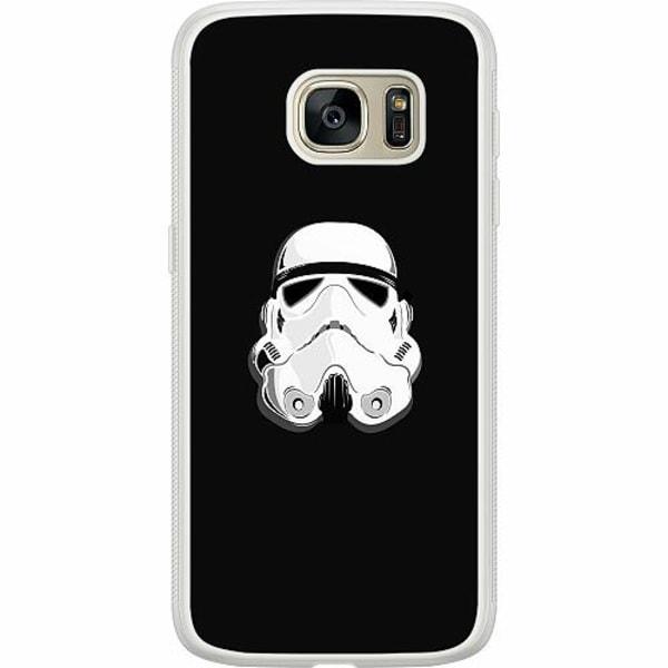 Samsung Galaxy S7 Soft Case (Frostad) Star Wars
