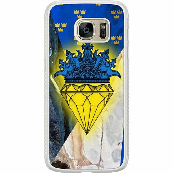 Samsung Galaxy S7 Soft Case (Frostad) Sverige