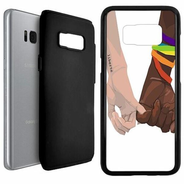 Samsung Galaxy S8 Duo Case Svart Liberté