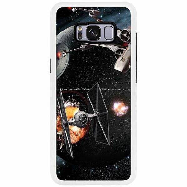 Samsung Galaxy S8 Duo Case Vit Star Wars