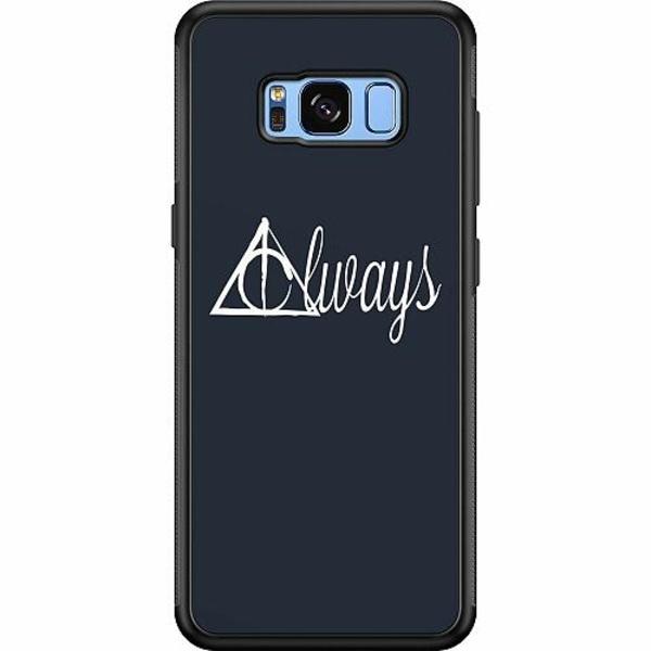 Samsung Galaxy S8 Soft Case (Svart) Harry Potter