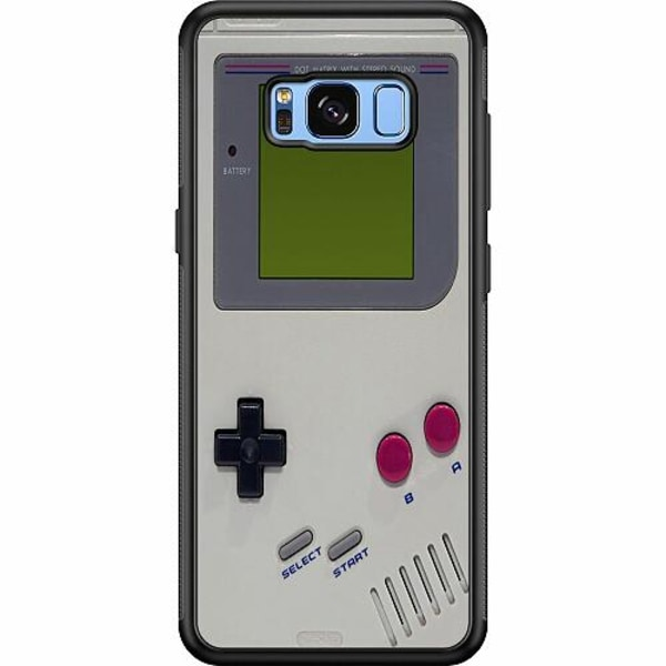 Samsung Galaxy S8 Soft Case (Svart) Spel