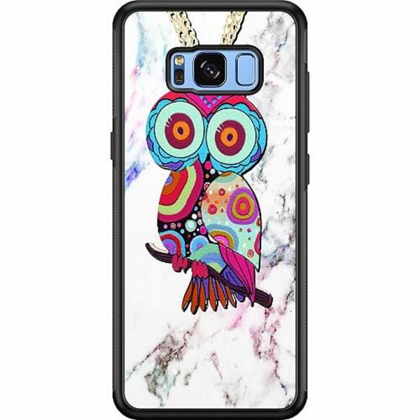 Samsung Galaxy S8 Soft Case (Svart) Uggla