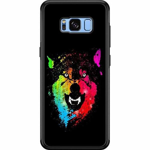 Samsung Galaxy S8 Soft Case (Svart) Varg