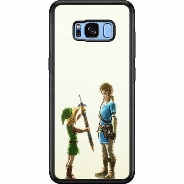 Samsung Galaxy S8 Soft Case (Svart) Zelda