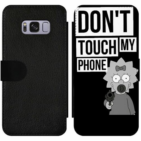 Samsung Galaxy S8 Wallet Slim Case My Phone