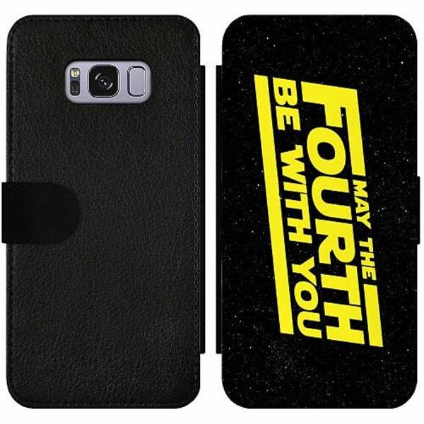 Samsung Galaxy S8 Wallet Slim Case Star Wars