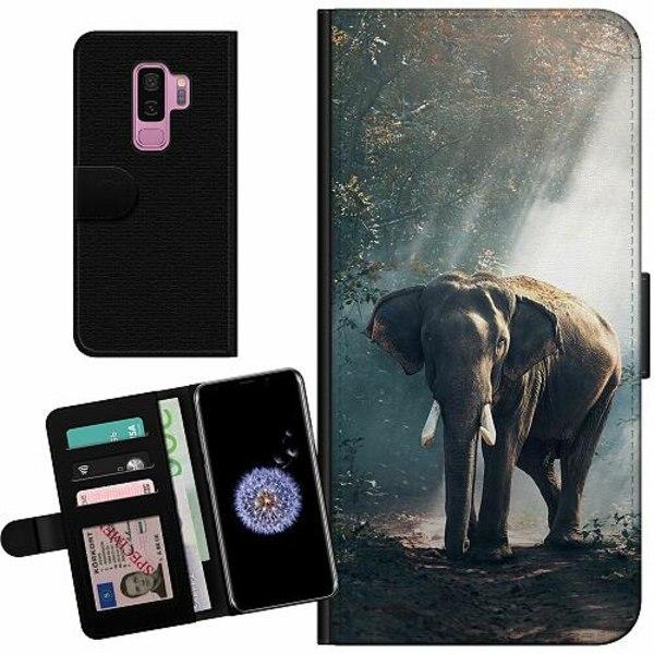 Samsung Galaxy S9+ Billigt Fodral Elefant
