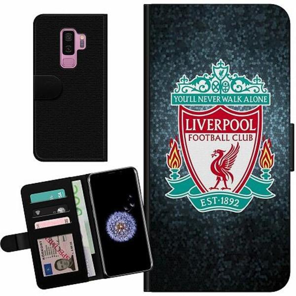 Samsung Galaxy S9+ Billigt Fodral Liverpool Football Club