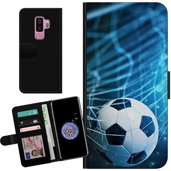 Samsung Galaxy S9+ Billigt Fodral VM Fotboll 2018