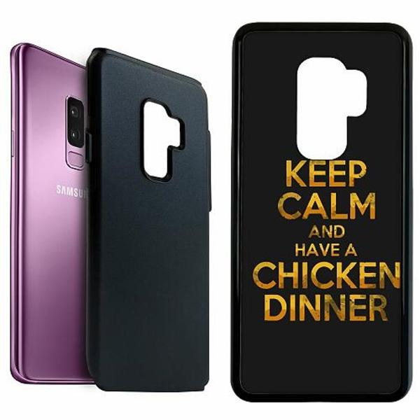 Samsung Galaxy S9+ Duo Case Svart PUBG