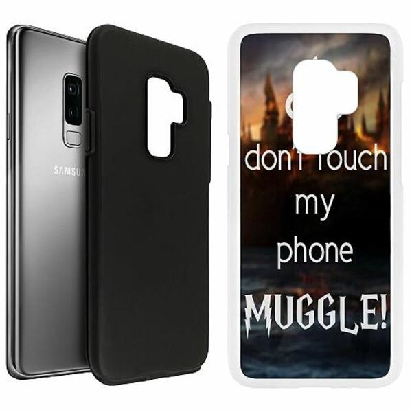 Samsung Galaxy S9+ Duo Case Vit Harry Potter