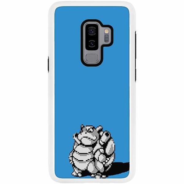 Samsung Galaxy S9+ Duo Case Vit Pixel art Pokémon