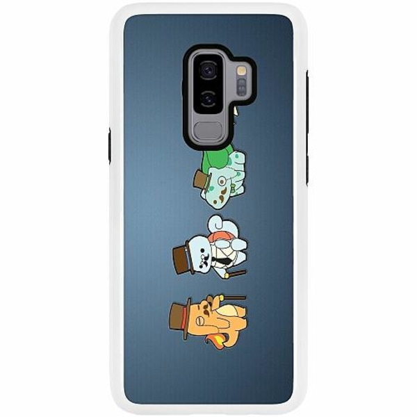 Samsung Galaxy S9+ Duo Case Vit Pokemon