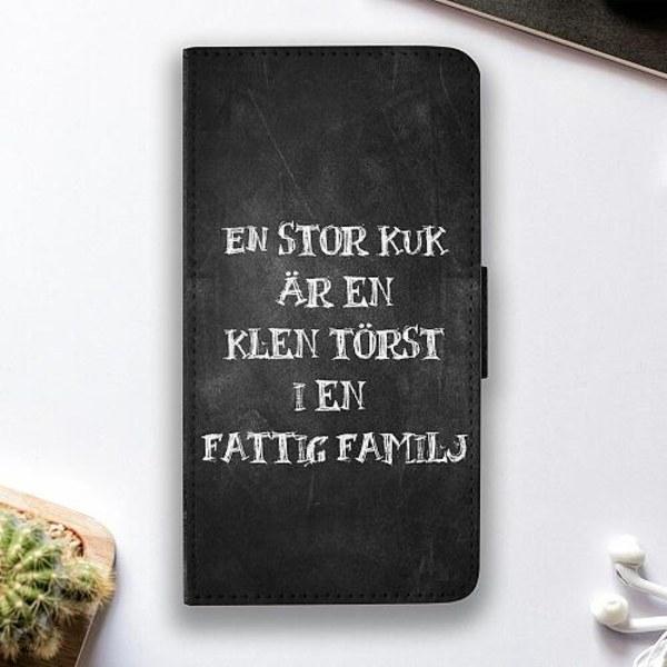 Sony Xperia L3 Fodralskal Fattig Familj