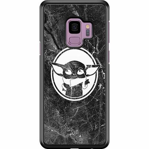Samsung Galaxy S9 Hard Case (Svart) Baby Yoda