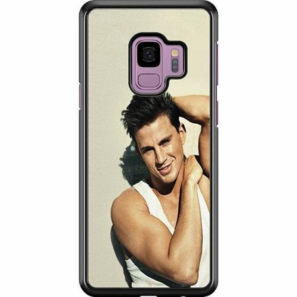 Samsung Galaxy S9 Hard Case (Svart) Channing Tatum