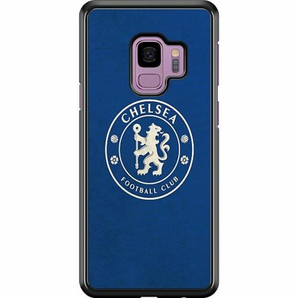 Samsung Galaxy S9 Hard Case (Svart) Chelsea Football Club