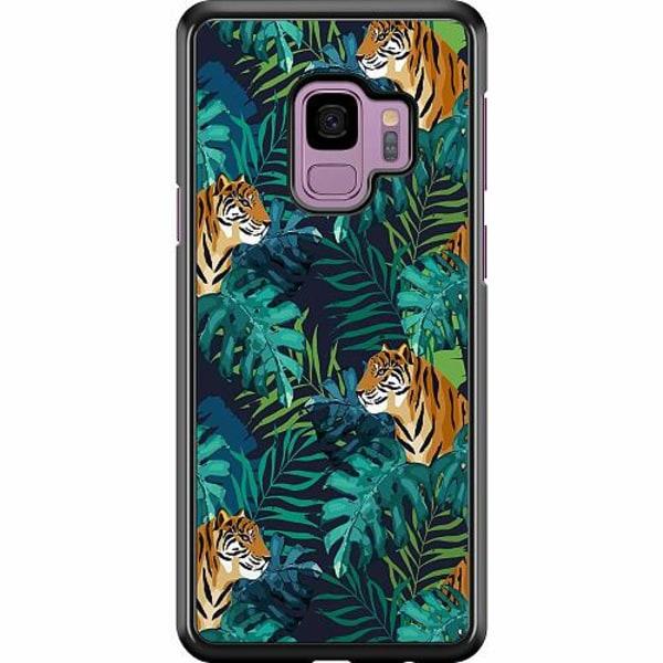 Samsung Galaxy S9 Hard Case (Svart) Djur