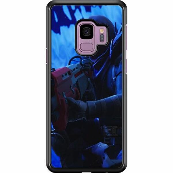 Samsung Galaxy S9 Hard Case (Svart) Fortnite The Raven